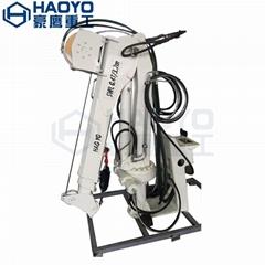 Hydraulic Jib Electric H