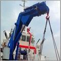 Knuckle Boom Used Hydraulic Crane 3