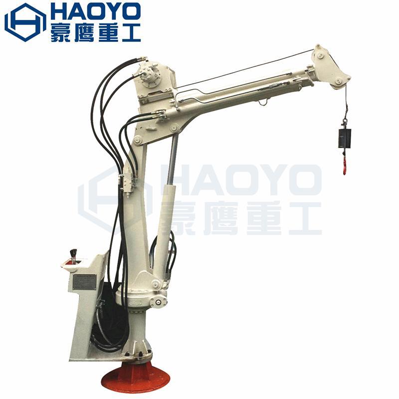 Knuckle Boom Used Hydraulic Crane 5