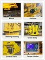 Hydraulic Mobile Foldable Boom Cranes  9