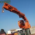 Hydraulic Folding Allied Marine Cams Crane 2