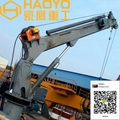 Marine Straight Arm Telescopic Customized for Production 4