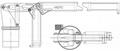Hydraulic Knuckle Marine Boat Vessel Provision Crane  4