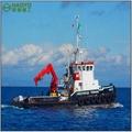 船用折臂设计海上起重机