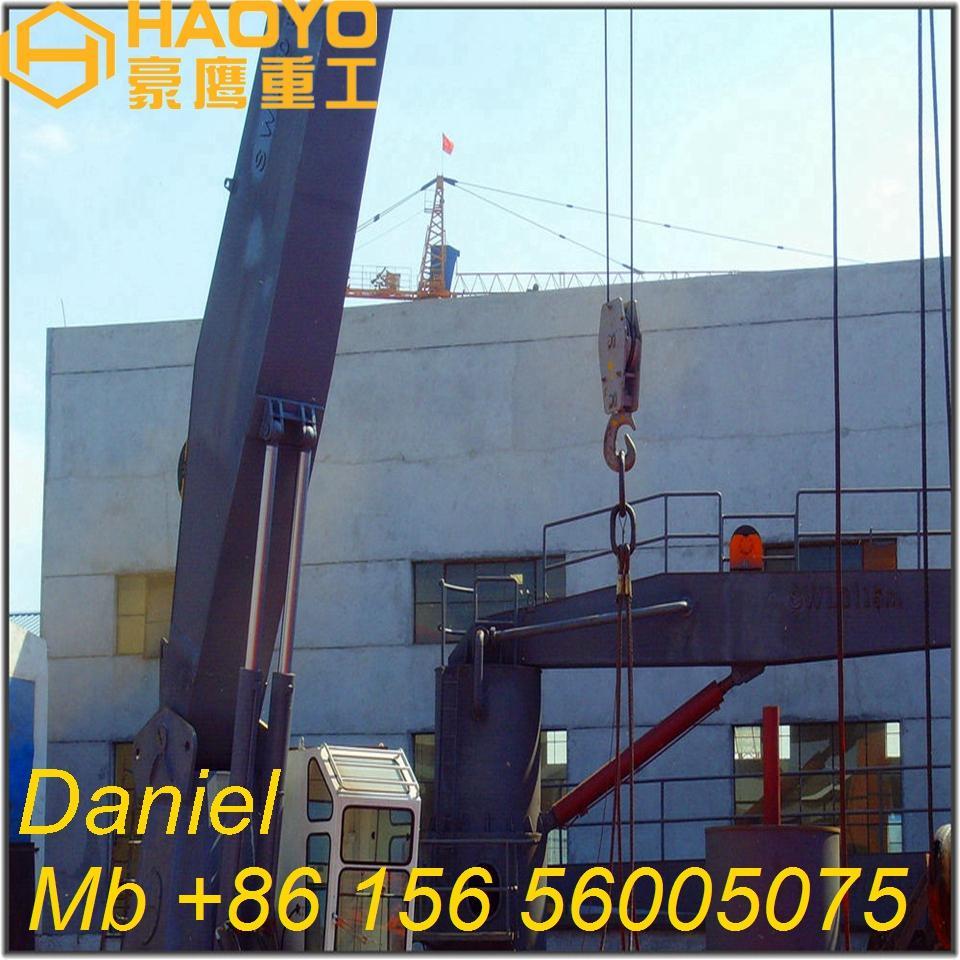 1ton 5ton 10 ton  船用直臂吊机 4