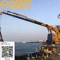 Folding Boom Marine Offshore Boat Crane
