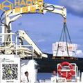 高品质船用服务吊折臂甲板起重机