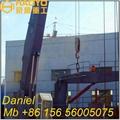 4T 5M Fixed Boom Marine Deck Crane 2