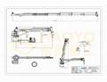 5 ton Telescopic Boom Portable Lifting Crane  4