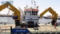 Customized Knuckle Boom Marine Deck Offshore Crane 4