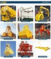 Small Knuckle Boom Marine Deck Offshore Crane for boat 9