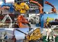 Stiff Boom Marine Pedestal Boat Crane Supplier for Cargo Ship  7
