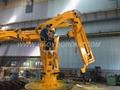 Knuckle Foldable Boom Boat Crane Professional Manufacturer 2