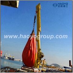 ABS/CCS/NK certificate Ship Hydraulic Telescopic Boom Crane