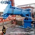 ABS/CCS/NK certificate Ship Hydraulic Telescopic Boom Crane 3