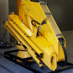 15 ton Folding Small Boat Marine Electric Hoist Crane