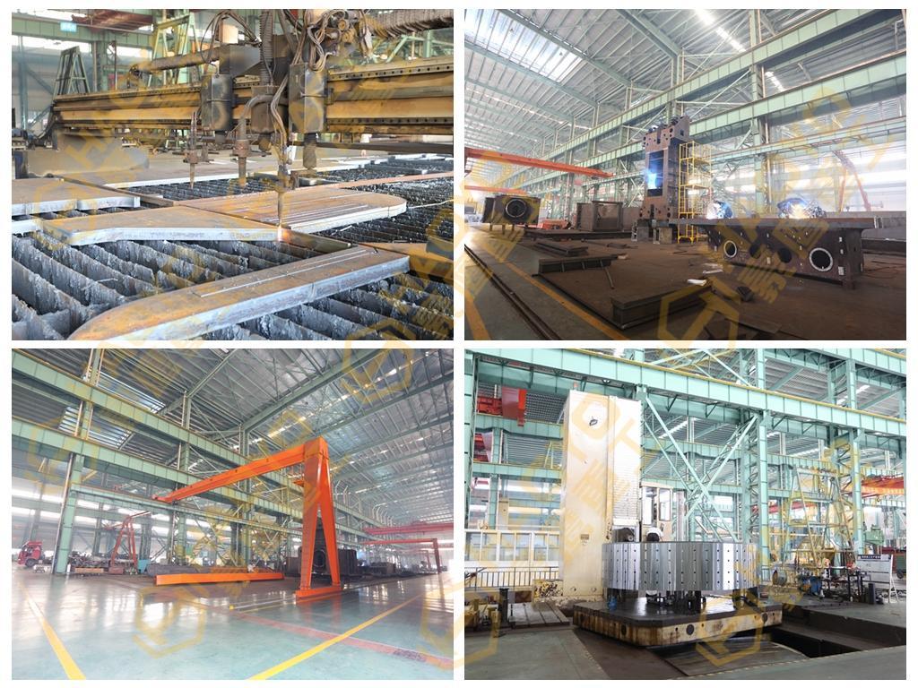 15 tonFoldingSmall BoatMarineElectric Hoist Crane 8