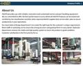 15 tonFoldingSmall BoatMarineElectric Hoist Crane