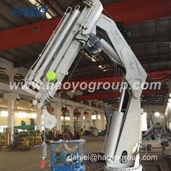 Foldable Boom Ship Crane Professional  manufacturer