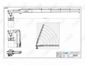 定制半折臂船用甲板起重机工厂价