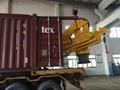 Telescopic Boom Jib Crane Design for sale 7