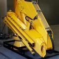 Fully Hydraulic Foldable Boom
