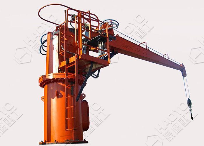 5吨13.5米船用直臂吊机全进口 1