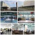 1 ton/21.5m Folding Marine Deck Crane for Ship/Boat/Barge Ship 9