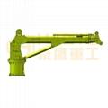 Portable Telescopic Boom Lift Make