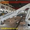 5 tons Hydraulic Foldable Boom Pedestal