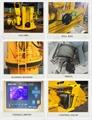 ABS/CCS/NK certificate Ship Hydraulic Telescopic Boom Crane 6