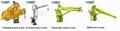 最流行的CCS ABS证书液压或电动船舶起重机