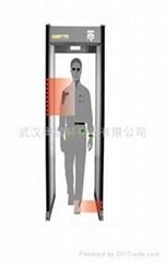 美國進口金屬探測安檢門