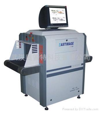小型行李安检X光机 2