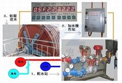 電腦控制制革自動供水設備