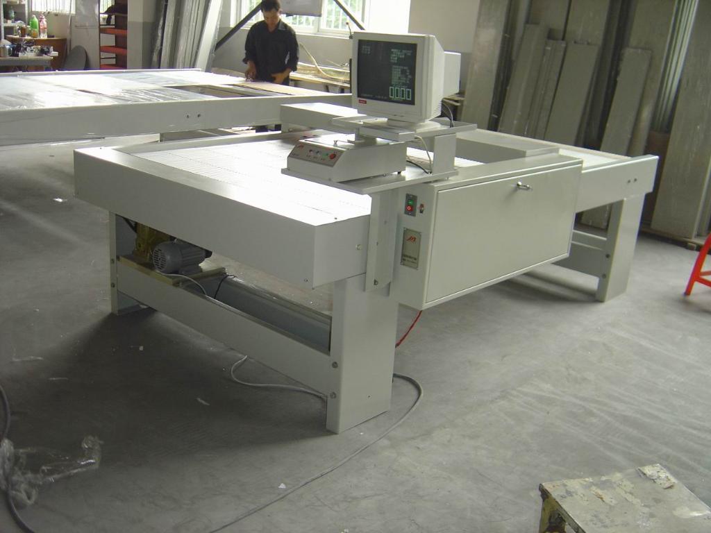 GLGWX-鞋厂专业量皮机 4