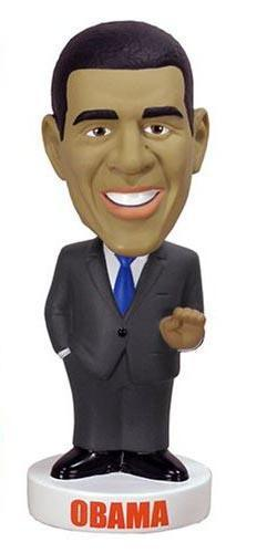 Obama公仔 2