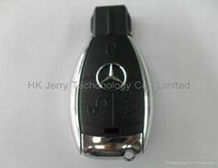 Private Mould For Benz Car Key USB Flash Disk