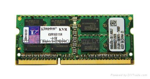 Kingston 4GB DDR3 1333 DDRRAM For Laptop 1