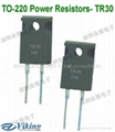 Viking TO-220 Power Resistor  30W