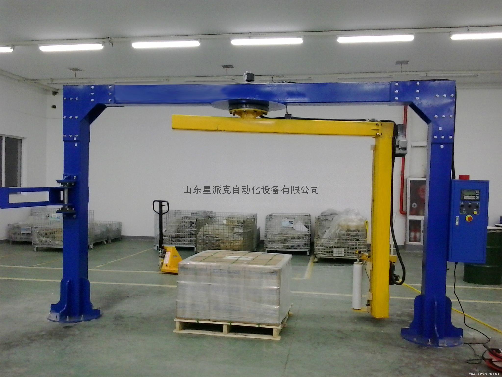 江蘇徐州纏繞打包機 4