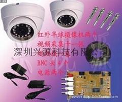 专业监控摄像机生产商矩阵工厂厂家