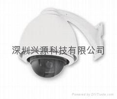 室内/外通用红外一体化球型摄像机