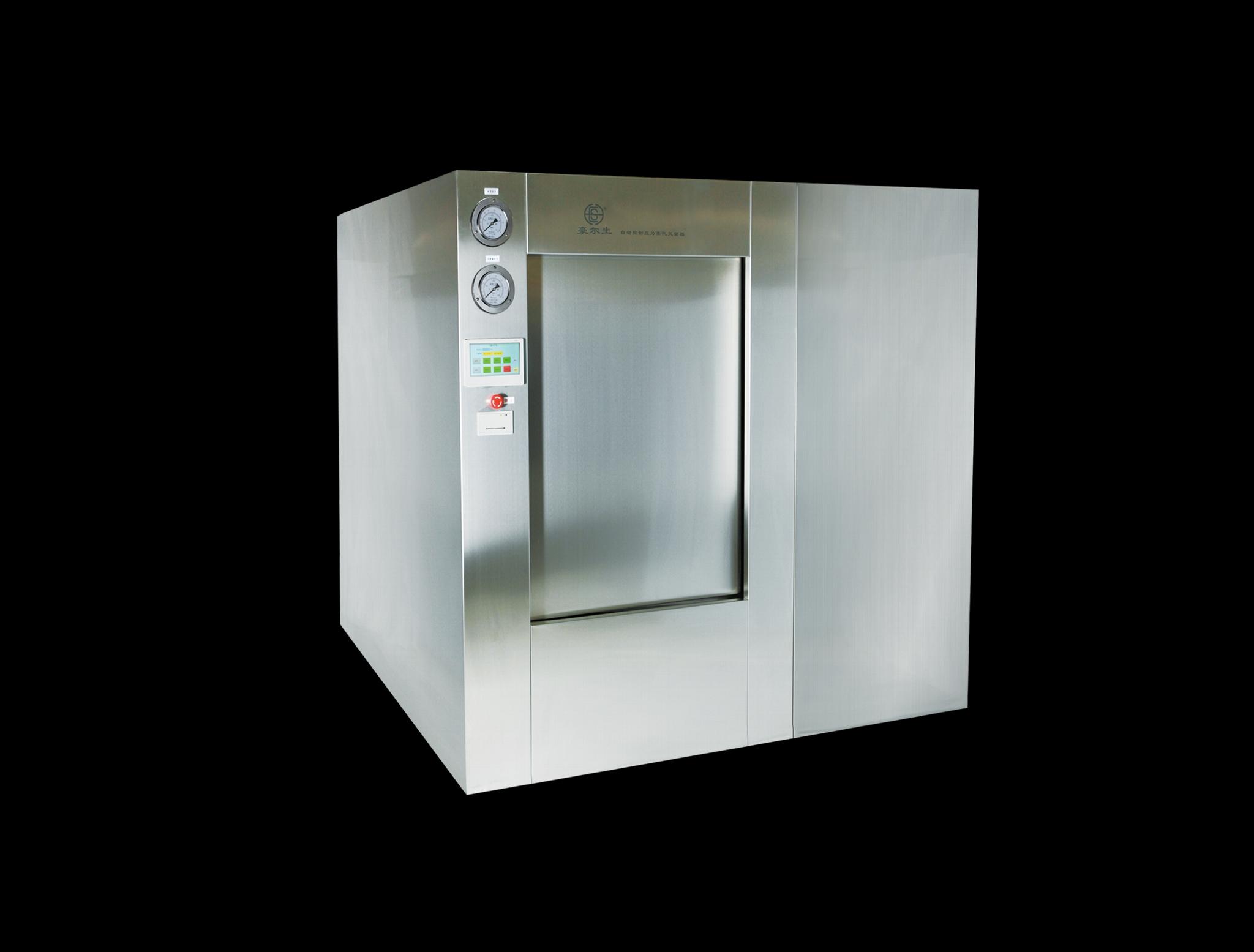 自动控制脉动真空压力蒸汽灭菌器 1
