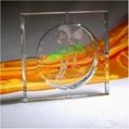 水晶煙灰缸 5