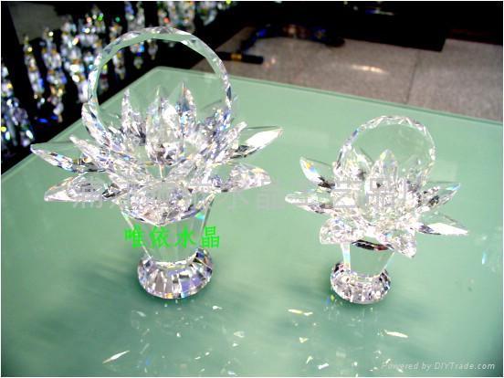 水晶蓮花 3
