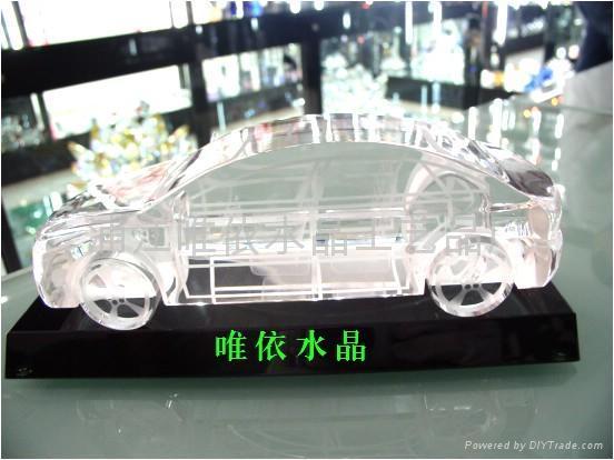 Crystal Car Model 2