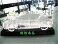 水晶車模 2
