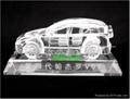 水晶車模 3