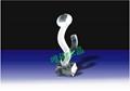 水晶獎杯圖片 5